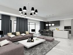 别墅装修报价:现代风格别墅装修要多少钱?