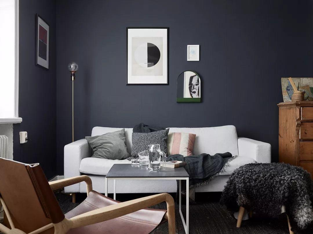 沙发背景墙设计