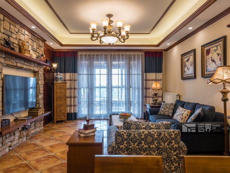 现在什么别墅装修风格比较流行?