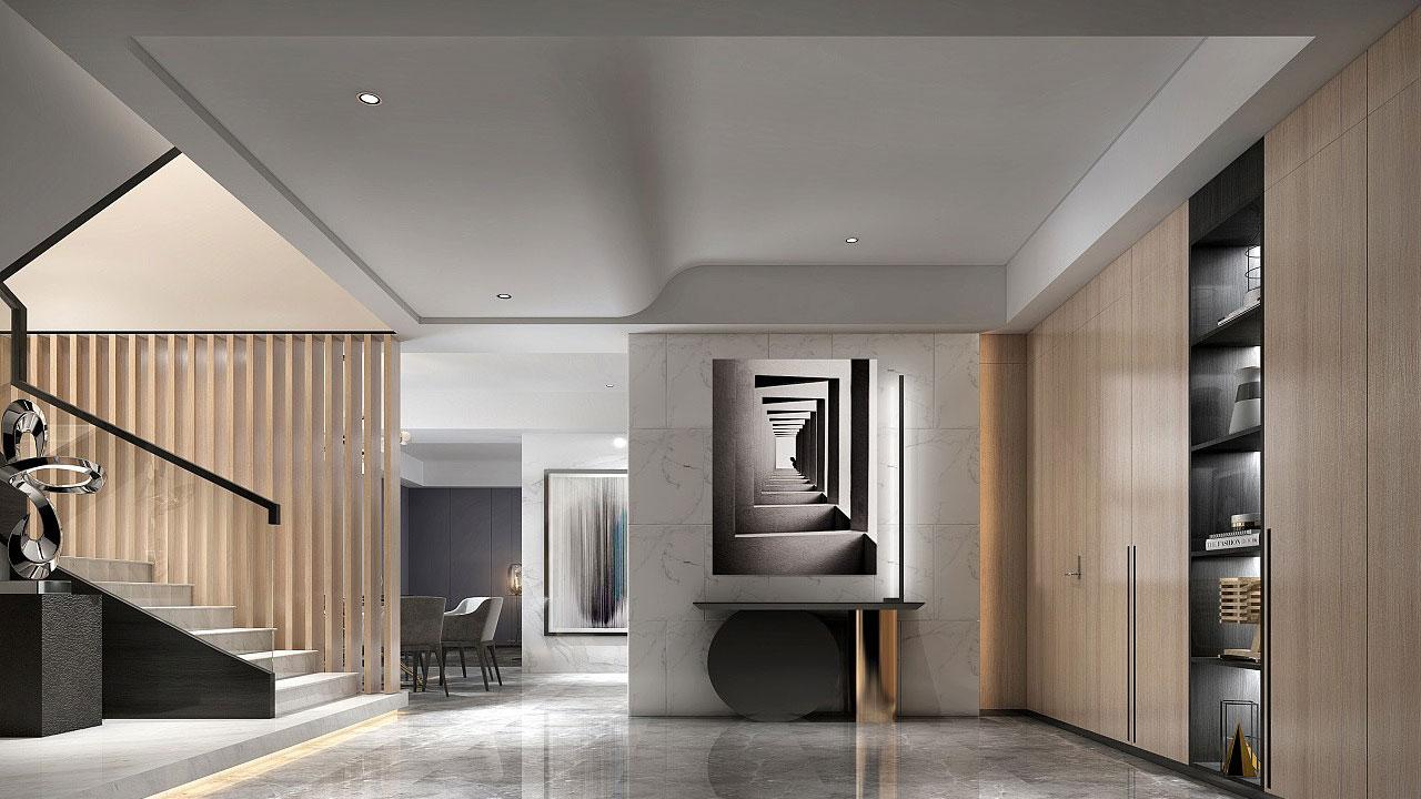 高端别墅装修设计案例