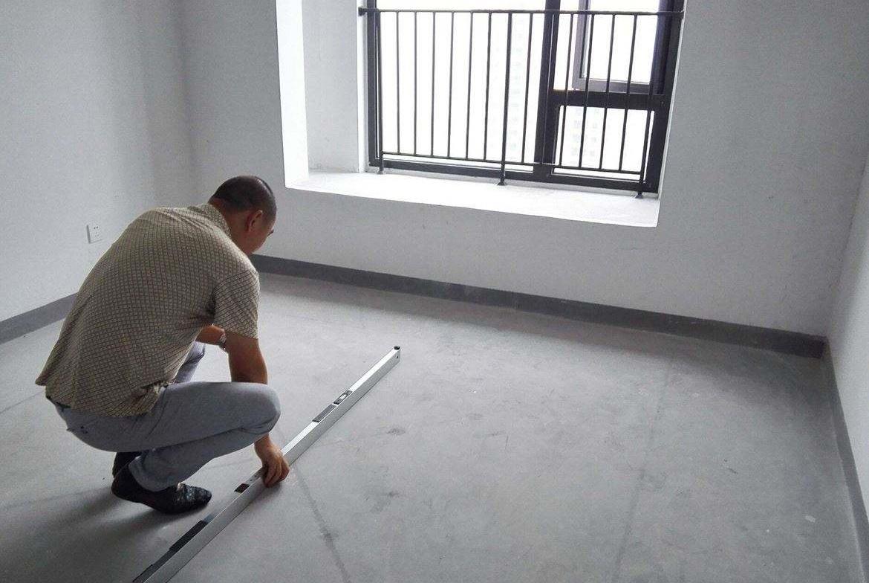 成都装修地面检查