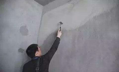 成都装修墙面检查