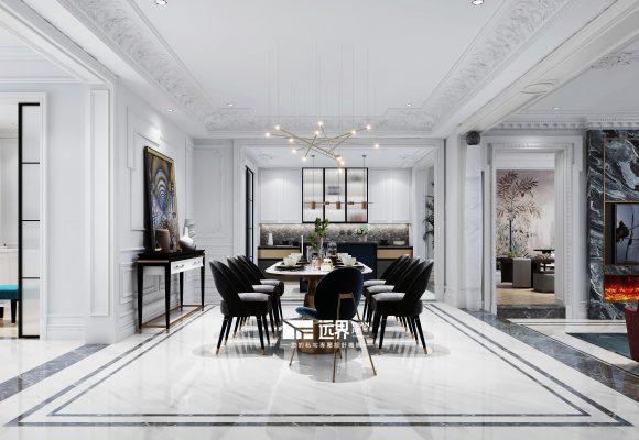 别墅装修空间设计规范有哪些?