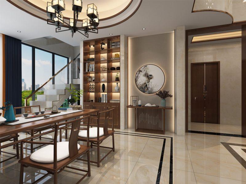 成都高端别墅设计会有哪些功能区?